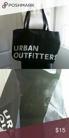 FREE w/ any $50 purchase or more Huge tote, very lightweight, and in good condition. Urban Outfitters Bags Totes