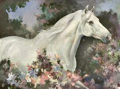 Equine Art Paintings: Horse Art, Cowboy Art, & Paintings of Horses