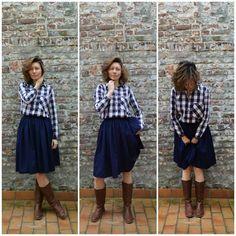 Suknja za svaki dan/Everyday skirt