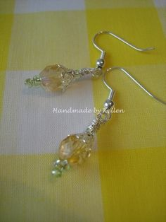 handmade jewelry    the spring color!