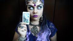 Blind Gypsy Makeup Maquiagem Cartomante  by Melina Beraldo