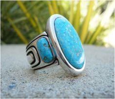 Long Swell Ring by Sebastian Cilento
