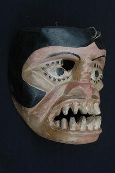 Mask by permtran, Guatamalan