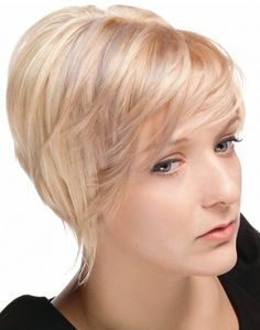 Ombre Layered Hairstyles for Short Hair