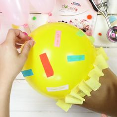 Ice-balloons for ice party - - Candy Themed Party, Candy Land Theme, Candy Land Party, Diy Birthday, 1st Birthday Parties, Anniversaire Candy Land, Ice Cream Theme, Ice Cream Party Decor, Birthday Party Decorations