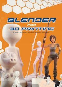 DVD Training 12: Blender for 3D Printing
