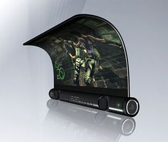Sony OLED Display: Flexible and Rollable