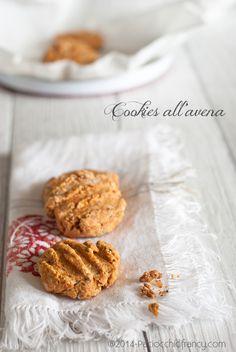 Paciocchi di Francy: Cookies all'avena