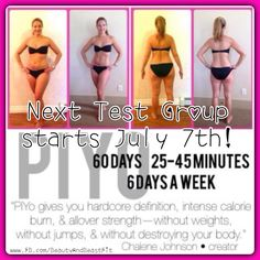 I am super stoked for this workout! And even better is that it is on sale AND in the groups I do, you get the convenience  of working out in your own home! Saving you time and gas money and being able to be comfortable in your own home!!!  I have 2 spots left in the group that will start next Monday! This program is amazing and I will be there for you every step of the way!  Check out the video http://beautyandbeastfit.automaticceo.com/go8 then message me if you'd like to be in!!!