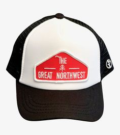 43c628aa860 Coolest baby and toddler trucker hats! INFANT  amp  TODDLER great northwest  hat. I love the northwest. The great northwest