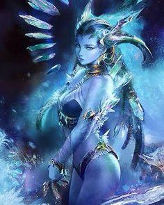 Mevius Final Fantasy - Shiva