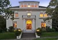 Grand Colonial Revival  Mansion, San Francisco, California,United States !