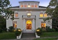 Grand Colonial Revival  Mansion, San Francisco, California,United States !