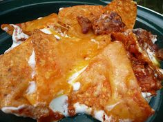 Enchilada Casserole (Dutch Oven) First Dutch Oven recipe I've done... It was really good!