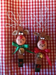 reindeet ornaments
