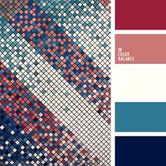 Цветовая палитра №672