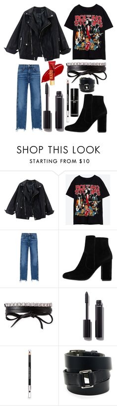 """""""Untitled #105"""" by sole-9948 on Polyvore featuring 3x1, MANGO, Fallon, Chanel, The Body Shop, Hermès and Bobbi Brown Cosmetics"""