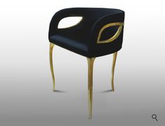 CHANDRA Chair Detail by KOKET @KOKET Love Happens