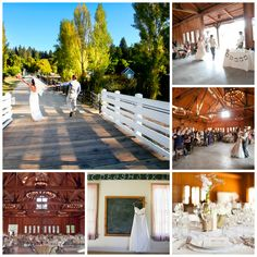 Outdoor and Indoor Photos-Roaring Camp Weddings