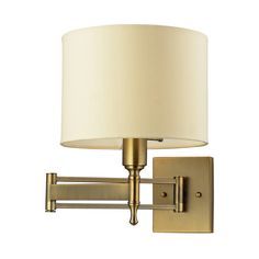 Buy the Elk Lighting Antique Brass Direct. Shop for the Elk Lighting Antique Brass 1 Light Swing Arm from the Pembroke Collection and save. Titan Lighting, Sconces, Elk Lighting, Wall Lamp, Fabric Shades, Westmore Lighting, Swing Arm Wall Sconce, Wall Sconce Lighting, Swing Arm Wall Lamps