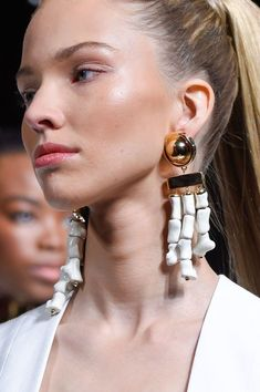 Spotlight: The Best Jewelry From Paris Fashion Week