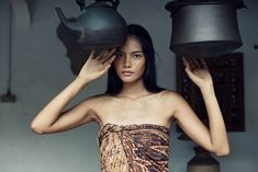 Mihaela Noroc: El Atlas de la belleza Yakarta, Indonesia