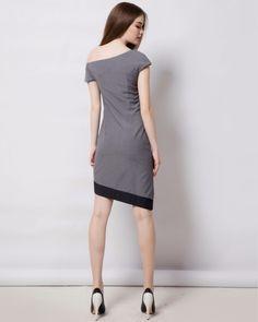 Lucien Asymmetrical Dress | Zepherra