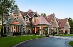 Award Winning Canadian Tudor, see more #dreamhouse photos and the price of this #mansion: http://mansion-homes.com/dream/award-winning-canadian-tudor/