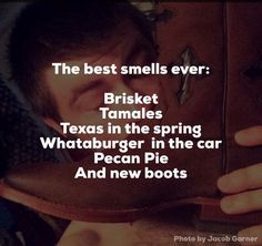 Texas smells, mmmmm and The King Ranch Saddle Shop!
