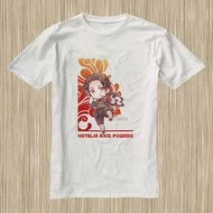 Hetalia Axis Powers 12W #HetaliaAxisPower #Anime #Tshirt