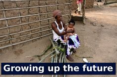Growing up the future  (Akwatiakwaso Village, eastern region - Ghana)