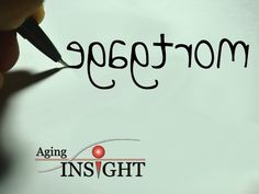Aging Insight: Ep. 29 | Reverse Mortgages | When is it Appropriate to Consider? - YouTube   federal government, interest rates, original mortgage, reverse mortgage, savings account
