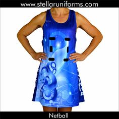 Netball A-Line Dress. Netball Dresses, Sportswear, Custom Design, Just For You, Exercise, Culture, Outfits, Fashion, Maori