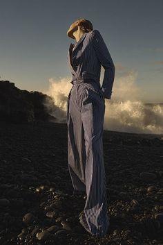 Fashion Editorial - Au dessous du volcan - L'Express Style