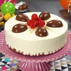 Creative Desserts, Creative Cakes, Entremet Recipe, Mango Cheesecake, Cookout Food, Hot Chocolate Recipes, Elegant Cakes, Desert Recipes, Cakes And More