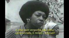Curta: Gritaram-me negra Afro, Victoria, Music, Youtube, Movie Posters, Movies, History Of The World, Poem, Santa Cruz