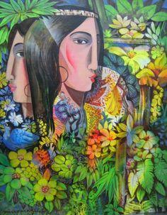 Paco Gorospe : Flower Vendors