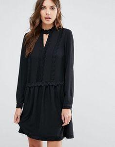 Y.A.S Esme Long Sleeve Dress