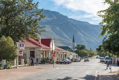 16 Most Charming Small Towns in South Africa Historical Architecture, Whale Watching, Africa Travel, Hiking Trails, Small Towns, Old Town, Great Places, Countryside, South Africa