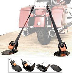 Recessed Retractable Tie-down Strap for Toy Hauler Trailer - CargoBuckle G3 - Single