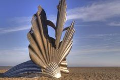 Shell at Aldeburgh, Flickr andreas-photography