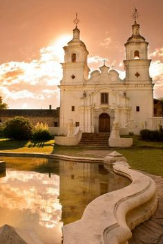 Córdoba: Estancia Jesuítica Santa Catalina.