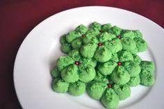 Martha Stewart's Cookie Press Cookies