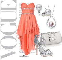 Prom Night, created by artzy-allie on Polyvore