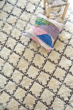 Moroccan Fabric, Moroccan Area Rug, Morrocan Rug, Rug Ideas, Pink Rug, Tear, Punch Needle, Vintage Colors, Folklore