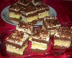 Érdekel a receptje? Kattints a képre! Hungarian Desserts, Hungarian Recipes, Hungarian Food, Romanian Food, Sweet Cookies, Something Sweet, Homemade Cakes, Nutella, Dessert Recipes