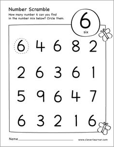 Teach little kids counting and numbers with these fun printable numbers Winter Preschool Worksheets. Adorable mitten clip art gets preschoolers excited about learning and the large print gives them confidence as they start writing numbers. Kindergarten Math Worksheets, Preschool Learning Activities, Worksheets For Kids, Preschool Activities, Teaching Numbers, Numbers Preschool, Math Numbers, Writing Numbers, Math For Kids