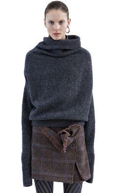 Acne Studios FW15 Vendome Sweater