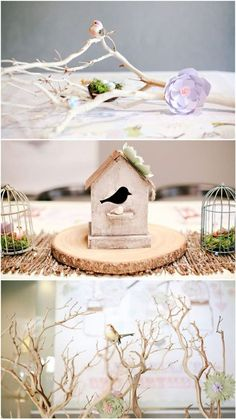 This sweet Little Bird Themed Party was a great theme for a three-year-old girl! Who wouldn't love the adorable birds found at the birthday party? Bird Theme Parties, Bird Birthday Parties, Bird Party, Birthday Celebration, Birthday Banners, Farm Birthday, Birthday Invitations, Birthday Ideas, Mini Pinatas