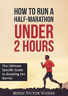 """I've seen it asked many times before, """"What's a good half-marathon time for your first marathon?"""" While this answer will vary a great deal depending on your previous running experience and overall fitness level; running a half marathon under 2 hours is a common goal. And in fact, I think its a great goal to …"""